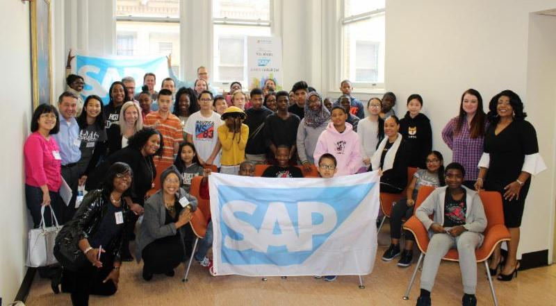 5th Annual SAP Career Day!